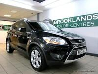 Ford Kuga Titanium 2.0 TDCI AWD Powershift Auto [3X FORD SERVICES, LEATHER and D