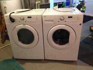 Washer and dryer for sale in excellent shape