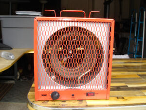 Garage Heater 220 Volt. $300.