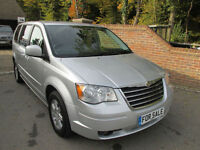 2008 (08) CHRYSLER VOYAGER 2.8 CRD TOURING GRD AUTO + 7 SEATS