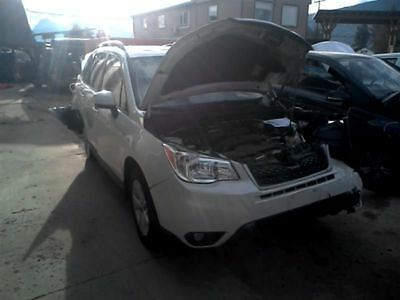 ENGINE 25L VIN C 6TH DIGIT CANADA MARKET AUTOMATIC CVT FITS 16 FORESTER 7881797