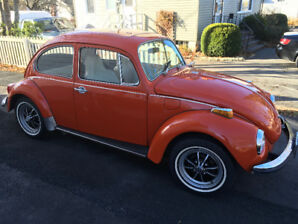 REVISED PRICE ! Iconic Classic 1972 Volkswagen Super Beetle
