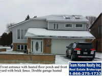R3 Zoning family home 2200 sqft in Listowel
