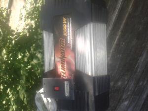 1000 Watt Eliminater power converter-***LIKE NEW***