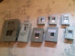 Panneaux électriques