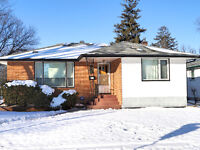 Just listed 3 Bdr Bungalow in Riverview