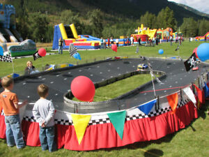Micro Reality Race Zone Package