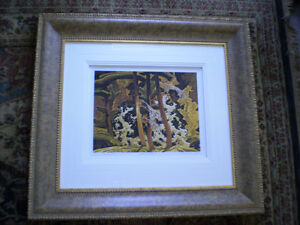 """Franklin Carmichael-""""Wild Cherry Blossoms""""-Limited Edition Print"""