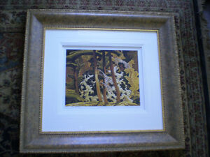 "Franklin Carmichael-""Wild Cherry Blossoms""-Limited Edition Print Kitchener / Waterloo Kitchener Area image 1"