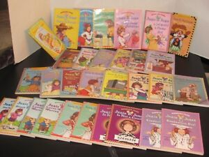 COLLECTION OF JUNIE B. JONES BOOKS FOR THE YOUNG READER!