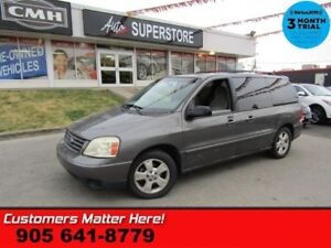 2006 Ford Freestar Sport  AS IS (UNCERTIFIED) AS TRADED IN