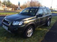 Land Rover Freelander 2.0Td4 auto 2006MY HSE. MOT, 01/2018, 7 STAMPS IN SERVICE.