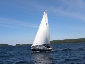 Nice sailboat for sale