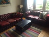 Chesterfield 3 seater sofas