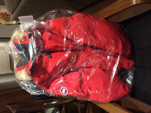 Red Canada Goose 2xl Chilliwack bomber