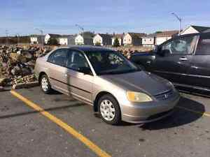 honda civic $800