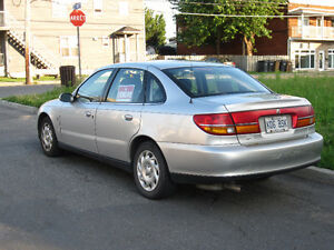 2001 Saturn Autre Berline
