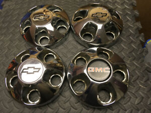 4 Chevrolet Silverado Gmc Sierra Astro & Safari Center Caps $45