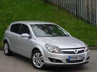 2008 58 Vauxhall/Opel Astra 1.9CDTi 8v ( 120ps ) 2008MY SXi