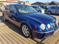 Jaguar S-TYPE SE 3.0 V6 Automatic Blue 4 Door Saloon 2005/54