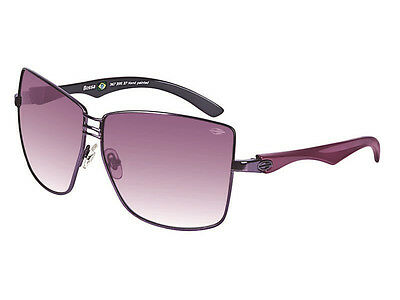 NIB Mormaii Bossa Womens Fashion UV 400 Hand Painted Sunglasses Color Purple