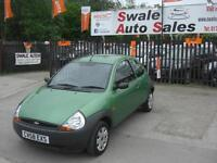 2008 FORD KA STUDIO 1.3L ONLY 71,908 MILES, FULL SERVICE HISTORY