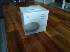 Google home mini - brand new unopened