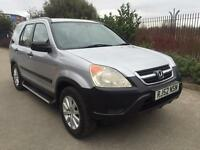 2002 HONDA CRV SE MOT GREAT CONDITION FINANCE AVAILABLE