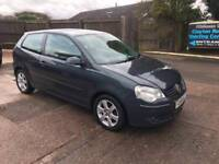 2008 VOLKSWAGEN POLO MATCH 1.9 TDI MANUAL 83,000 MILES WARRANTED