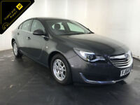 2014 64 VAUXHALL INSIGNIA DESIGN CDTI 1 OWNER SERVICE HISTORY FINANCE PX