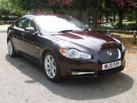 2010 Jaguar XF 3.0TD V6 auto Luxury 62,000 Miles, Full Service History.