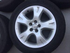 Set de pneus été sur Mags 205 /55 R16