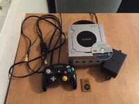 Game Cube + 1 jeux