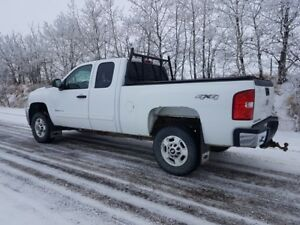 2011 Chevy 2500HD