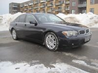 2004 BMW 7-Series Sedan (745i Executive Package)