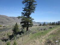 REDUCED!!! Country acreage with a view of the South Thompson.