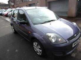FORD FIESTA 1.2 style 2007 Petrol Manual in Purple