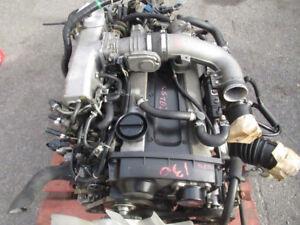 JDM NISSAN SKYLINE R34 GTT RB25DET NEO ENGINE 5 SPEED MANUAL