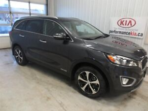 2018 Kia Sorento EX V6 (as of 06/29/2017)