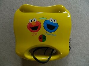 Sesame street Waffle maker Elmo and Cookie Monster