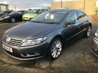 2013 Volkswagen CC Gt Tdi Bluemotion Technology Dsg 2 Auto Coupe Diesel Automati
