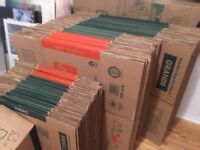 Moving Boxes, shipping boxes