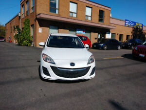 2010 Mazda 3 -Automatic - Remote Starter - Low Km's -Certified!