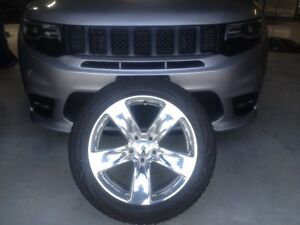 SRT Grand Cherokee Winters