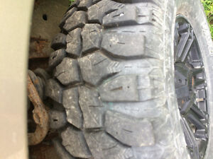 Mud tires and rims Kitchener / Waterloo Kitchener Area image 2