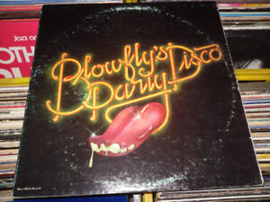 Blowfly album - classic old school hip-hop / rap
