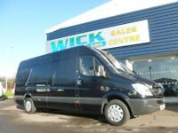 2012 Mercedes-Benz SPRINTER 316 CDI LWB HR 160ps Van *A/C* Manual Large Van