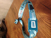 Squamish Valley Music Festival - Weekend Wristband!! $250