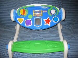 music toy with little bench attached