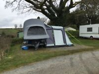Kampa Motion XL Drive Away Awning - New This Year